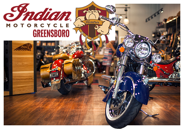 Case Study: Indian Motorcycle of Greensboro