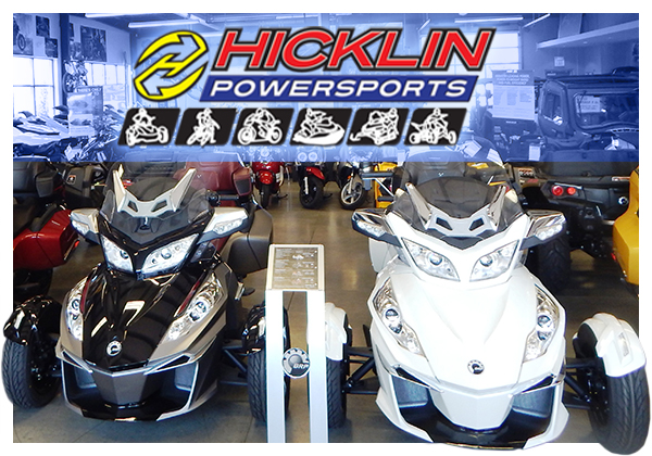 Case Study: Hicklin Powersports
