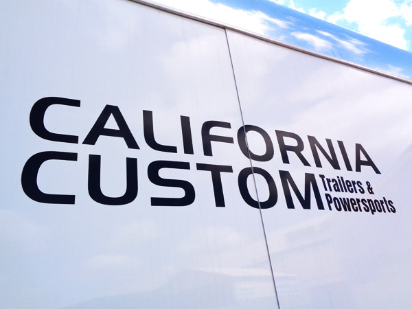 California Custom Trailers and Powersports Image