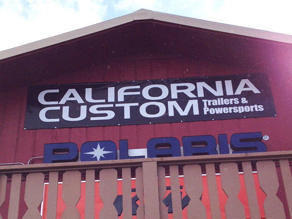 California Custom Trailers & Powersports in Paso Robles