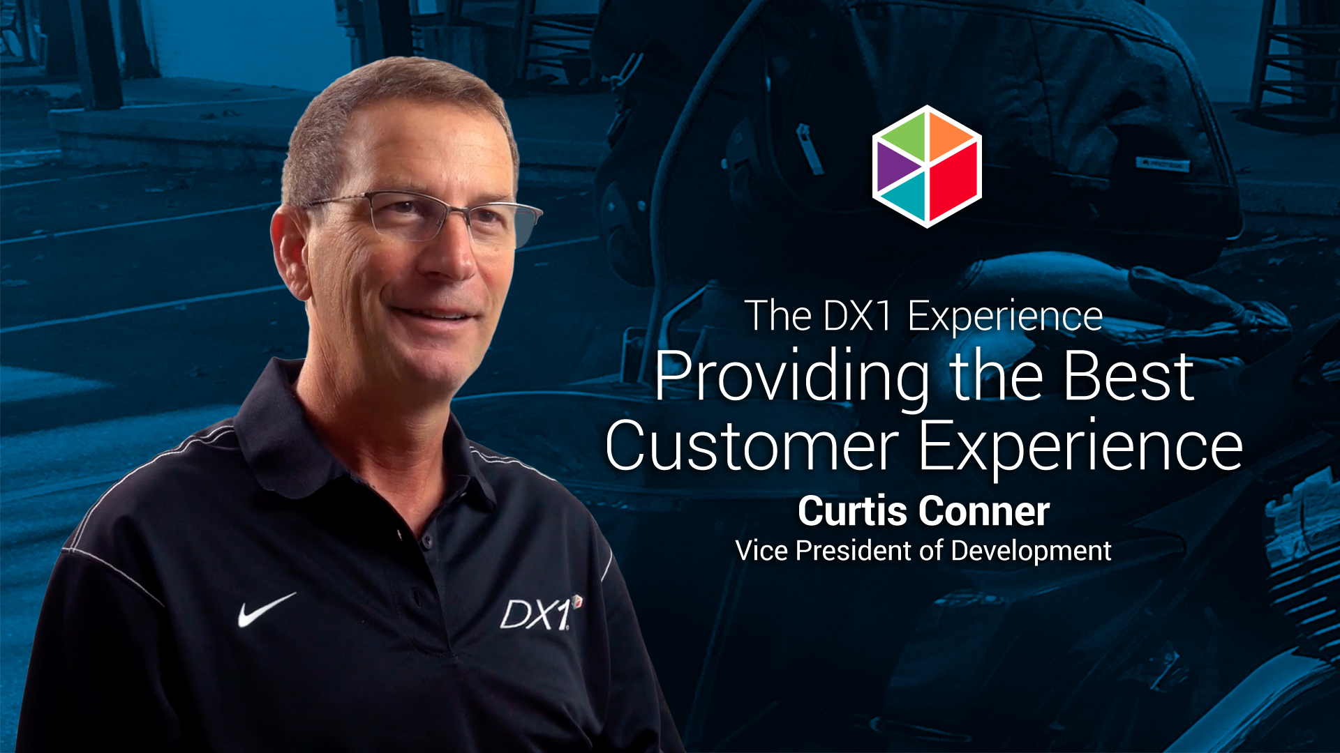 The DX1 Experience: Providing the Best Customer Experience