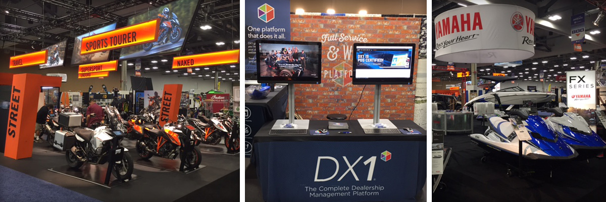 Visit the DX1 Team at AIMExpo!
