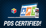 DX1 is PDS Certified Thumbnail Image