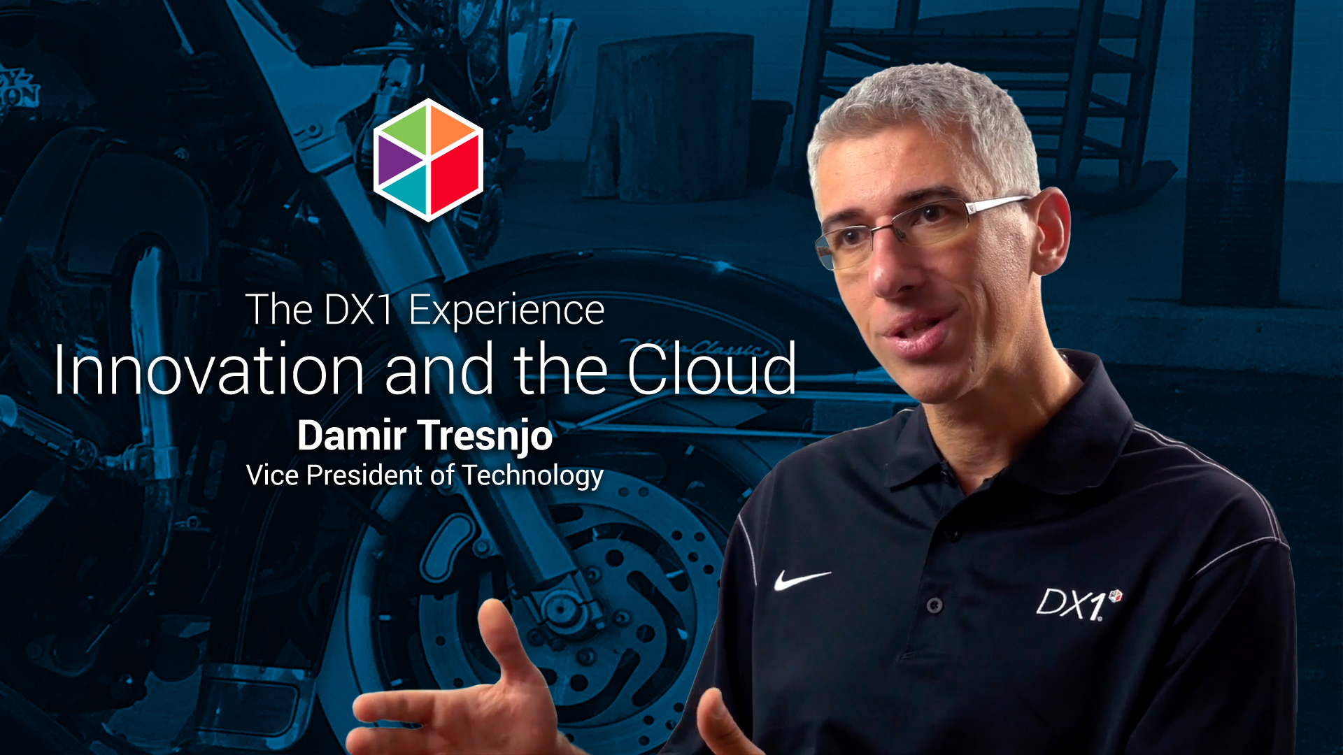 The DX1 Experience: Innovation and the Cloud