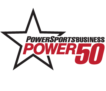 PowerSports Business Power 50 Logo