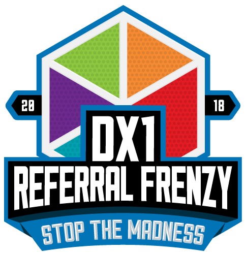 DX1 Referral Frenzy